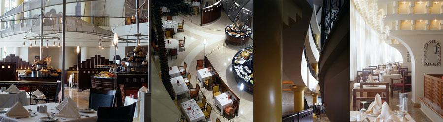 restaurant interior photographs